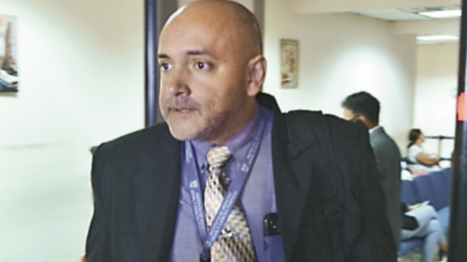Ministerio Público confía en el trabajo del perito Luis Rivera Calle