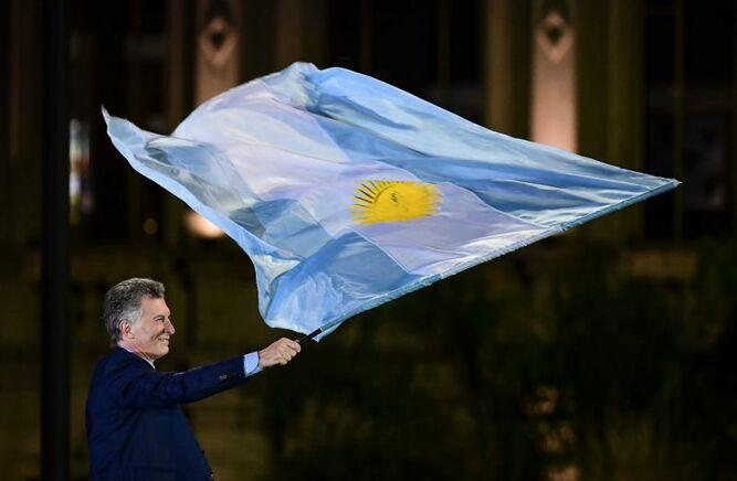 Argentinos escogen nuevo presidente en medio de crisis económica