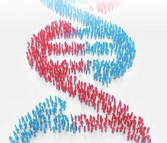 Lo que dice la herencia genética de quiénes somos