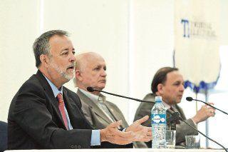 Tribunal Electoral afronta relevo de magistrado Eduardo Valdés Escoffery