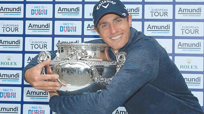 Colsaerts gana tercer título en circuito europeo