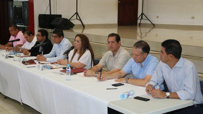 Siguen consultas ciudadanas por reformas constitucionales en Chiriquí