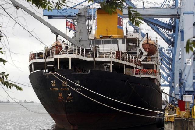 Juzgado de Colón absuelve a marinos norcoreanos
