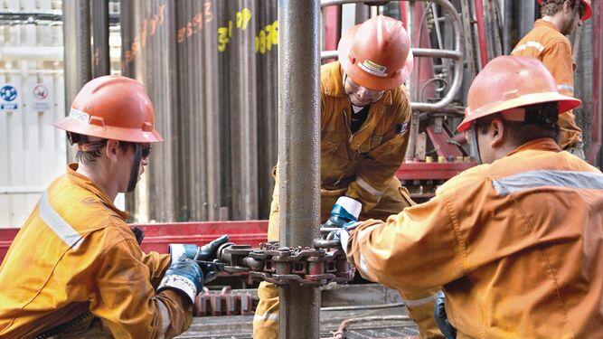 La petrolera BP reafirma su alianza con mexicana Pemex