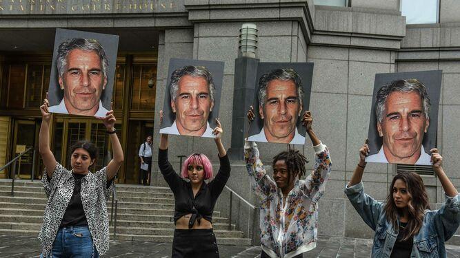 'Serias irregularidades' en prisión donde murió Jeffrey Epstein