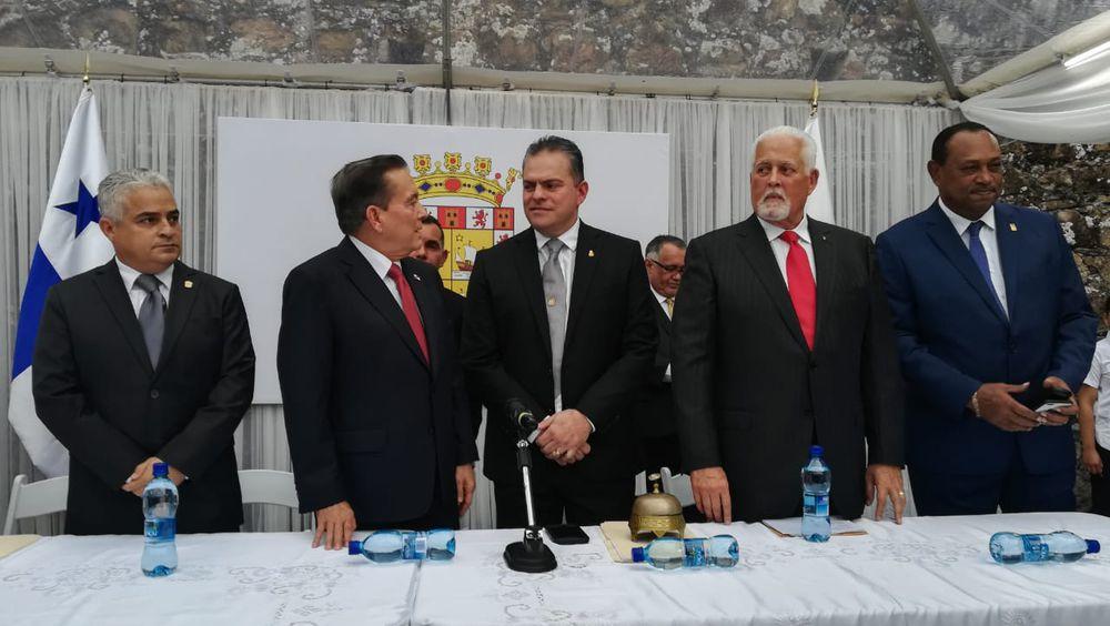 Expresidente  Pérez Balladares es declarado 'hijo meritorio' de la ciudad de Panamá