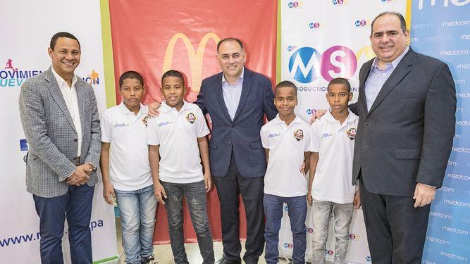 McDonald's apoya una vez más al programa deportivo Mundial del Barrio
