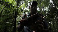 'Tierra Adentro': las amenazas que sortea la selva del Darién