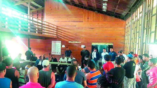 Cubanos en Chiriquí solicitan medicinas