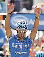 Boonen vuele a sonreír al ganar la sexta etapa