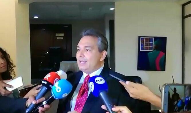'No se tolera ni se permite el acoso en la Defensoría del Pueblo', dice Alfredo Castillero