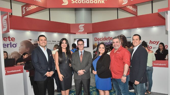 Scotiabank participó en el Panamá Motor Show 2018