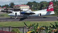 Avión de Air Panamá sufre percance en Bocas del Toro; pasajeros quedan varados por horas