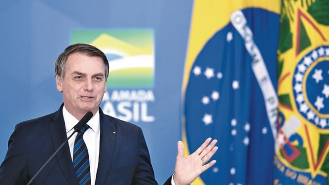 Amenazas a reforma clave en Brasil persisten pese a optimismo