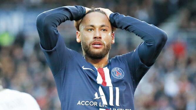 Neymar, gran ausente entre nominados al Balón de Oro