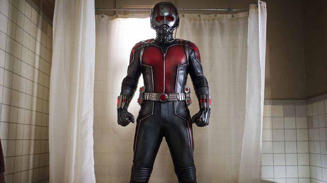 'Ant-Man': sobre un héroe pequeño y sencillo