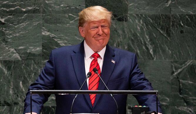 Anuncian apertura de investigación a Donald Trump