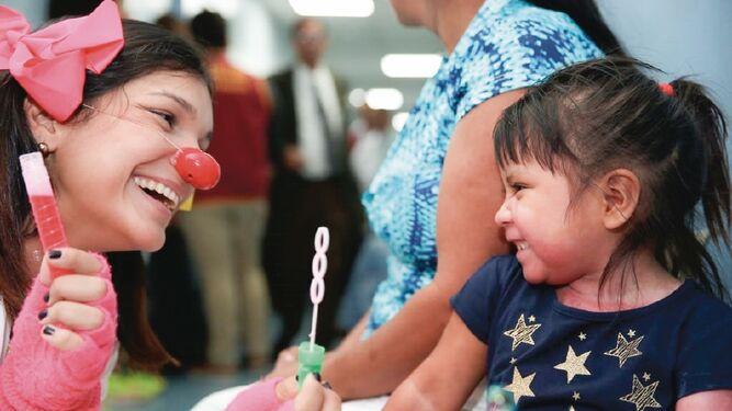 HN crea área para la atención ambulatoria de niños quemados