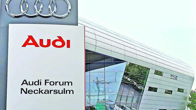 China impulsa ventas de Audi