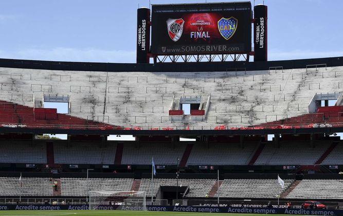 El Santiago Bernabéu es una opción para la final de la Copa Libertadores