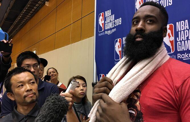 La NBA se disculpa ante China por tuit sobre la situación en Honk Kong