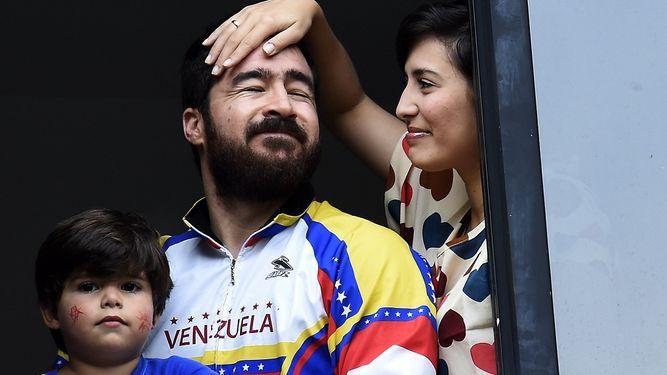 Daniel Ceballos pide que todos los presos políticos puedan estar con sus familias