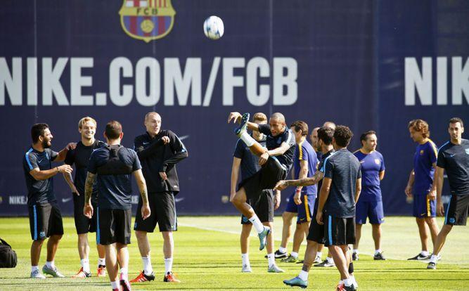 Barcelona se pone a prueba sin Messi, ante el Leverkusen
