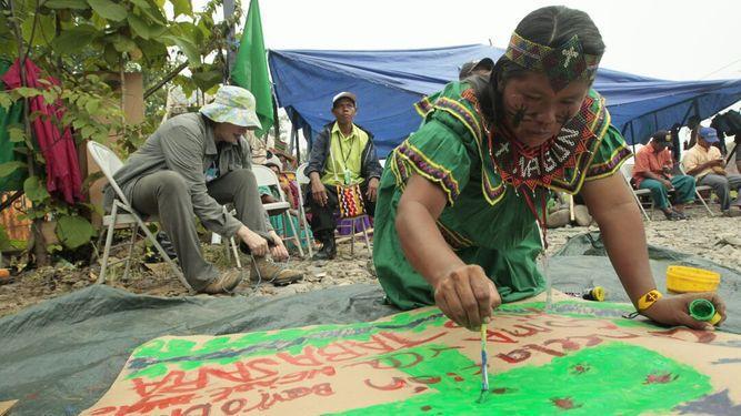 Indígenas no vendrán a la capital a dialogar; evalúan nuevas acciones