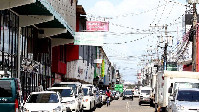 Vicepresidenta de Panamá viajó a Venezuela para tratar recuperación de deuda