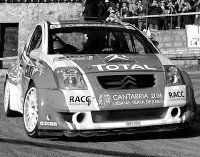 Francés Loeb acaricia el triunfo