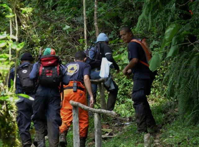 Cierran senderos en el Volcán Barú para un mejor rastreo de holandesas