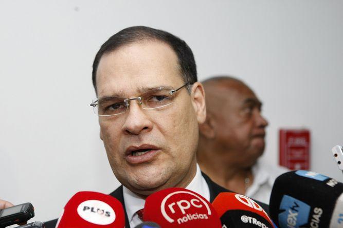 Fiscal acusará  a Alejandro Moncada Luna