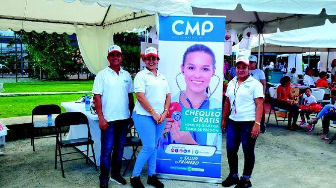 CMP, presente en la III Feria de Salud Cardiovascular 'Corazones Unidos'