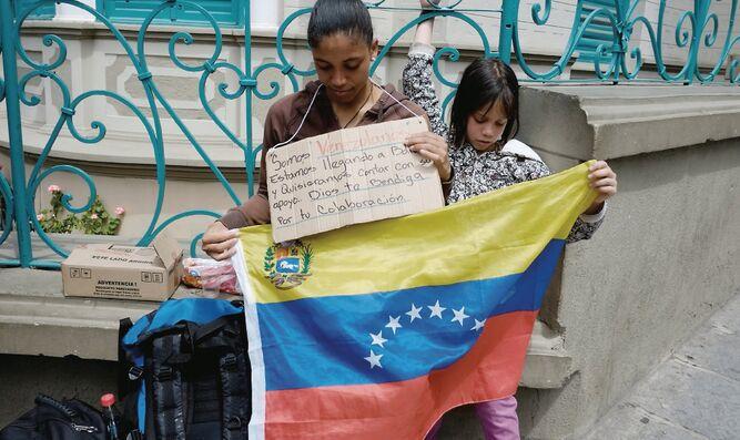 Venezuela podría optar por financiación comercial