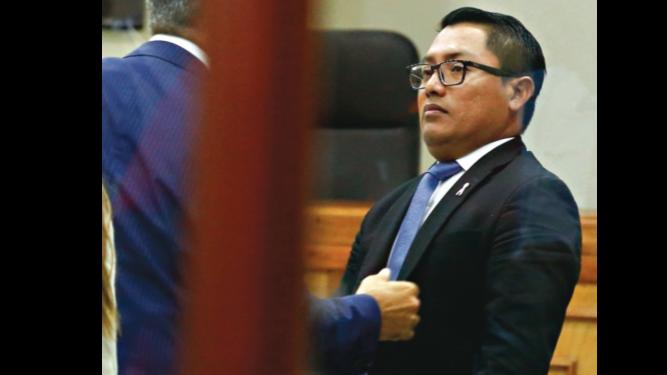 Ayú Prado considera que el pleno de la Corte no puede suspender al diputado Arquesio Arias