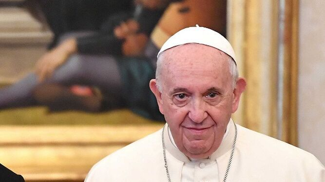 Papa alerta sobre el retorno de emblemas y conductas 'nazis'