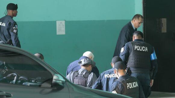 Funcionarios del Consejo de Seguridad Nacional llevaron pinchadora a Monteoscuro