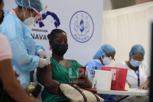 En el país se han aplicado un millón 188 mil 731 dosis de vacunas contra la Covid-19