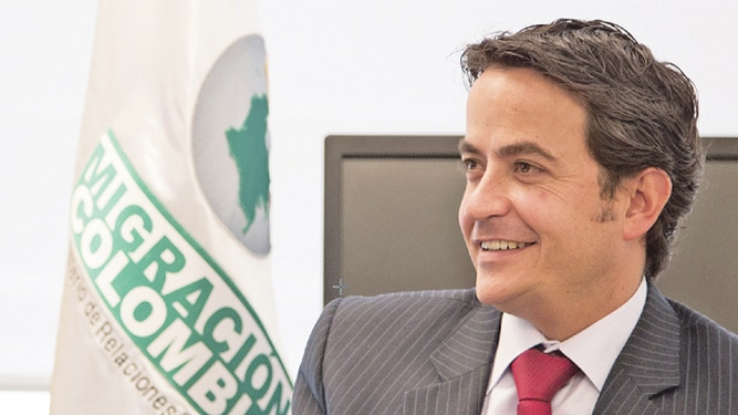 Director de Migración Colombia habla sobre el caso de Mayer Mizrachi Matalon