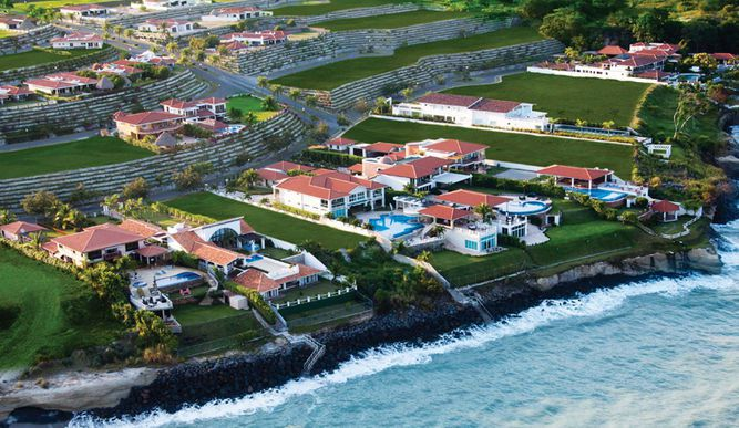 Franklin Vergara: tierras, ganado y playa