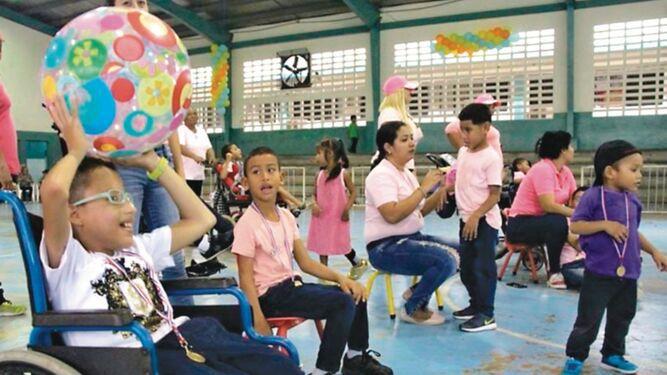 Panamá se alista para los Juegos Adaptados