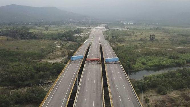 Venezuela: intentan bloquear ingreso de ayuda humanitaria