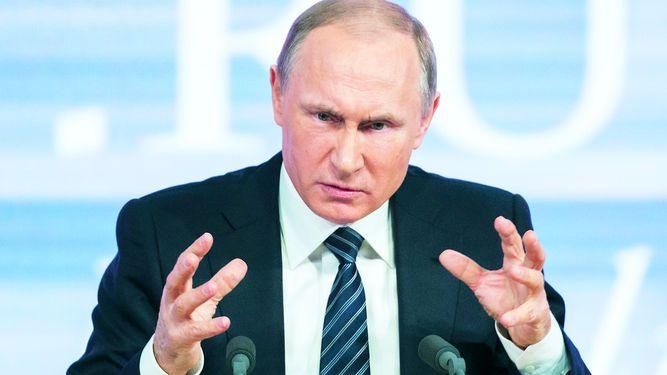 Rusia mantendrá su actividad militar en Siria: Vladimir Putin
