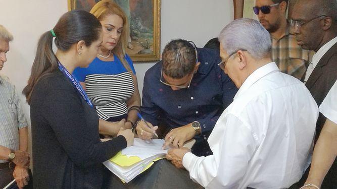 Separan a alcalde de Arraiján; vicealcaldesa asume el control