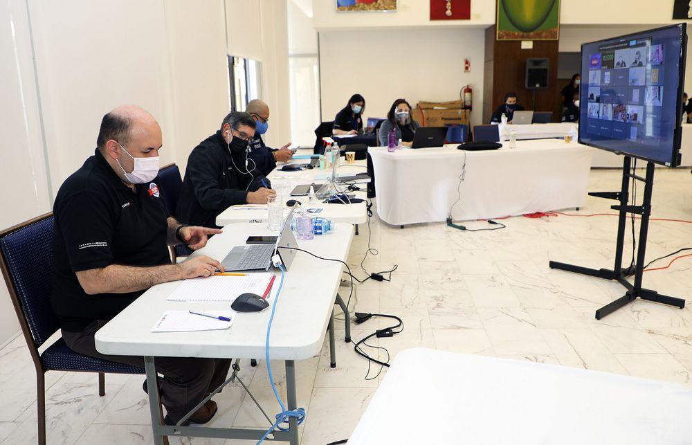 Comisión de Reformas Electorales aprueba artículos del primer bloque