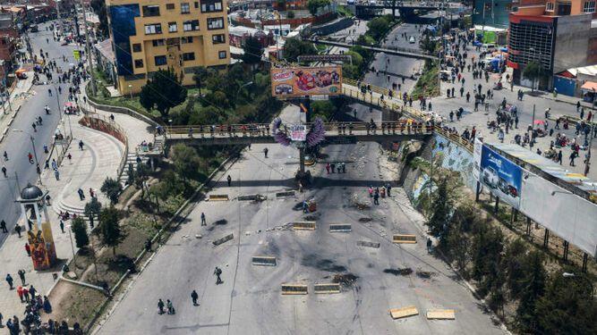 Suman 23 los fallecidos en casi un mes de manifestaciones en Bolivia