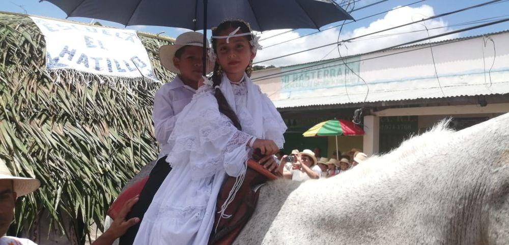 Concluye el Festival del Manito de Ocú con desfile folclórico