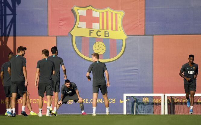 Barcelona ante Inter, en uno de los atractivos de este miércoles