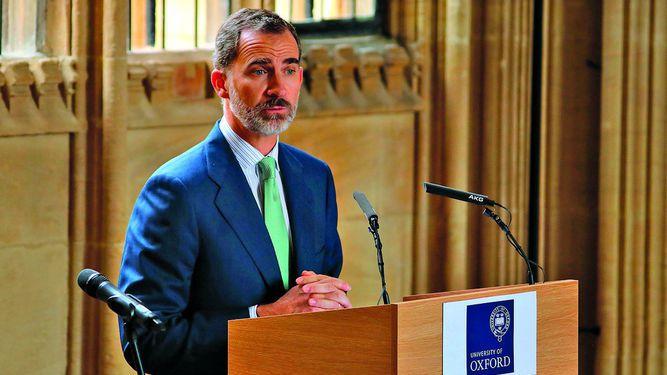 Rey Felipe VI de España llegará este sábado a Panamá