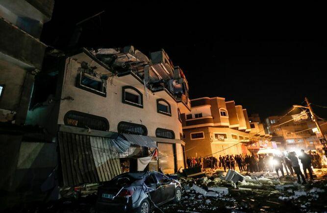 Israel mata a un jefe militar palestino en la Franja de Gaza